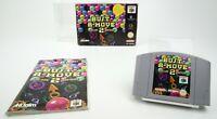 Nintendo 64 *Bust-A-Move 2: Arcade Edition* N64 OVP Anleitung Schutzhülle