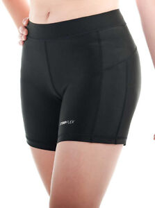 Women's Shorts With extended leg StompFLEX