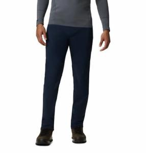 Columbia Men's Tech Trail Outdoor Trouser Pants - Navy