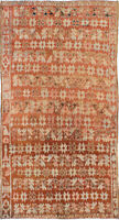 """Hand-knotted Morocco Carpet 5'5"""" x 10'0"""" Royal Maroc Traditional Wool Rug"""