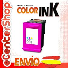 Cartucho Tinta Color HP 901XL Reman HP Officejet 4500 Wireless
