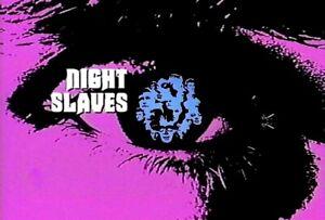 Night Slaves - 1970 Stars James Franciscus, Leslie Nielsen (UK/Euro dvd disc)