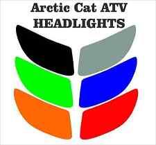 ARCTIC CAT headlight decal ATV UTV PROWLER MUD PRO 1000 700 650 550 XTX black gr