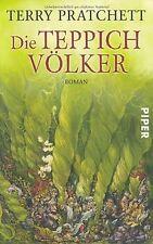 Die Teppichvölker: Roman von Pratchett, Terry   Buch   Zustand gut