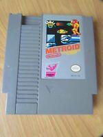 NES - Metroid - Authentic / Original cartridge