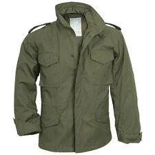 Urban couture vêtements M2 style militaire FIELD Veste Vert Large TD088 GG 03