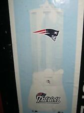 Officially Licensed New England Patriots Drink Dispenser for your alcohol drink
