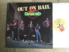 Legs Diamond  – Out On Bail - -  LP
