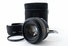 SIGMA 30mm F1.4 EX DC HSM for Nikon From Japan [Near Mint] #630402