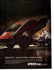 1970 FORD MUSTANG MACH 1 FUNNY CAR ~ ORIGINAL SPEED-PRO AD