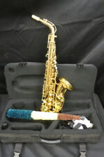 Unmarked Unbranded Alto Sax