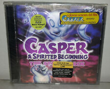 CD CASPER - A SPIRITED BEGINNING SOUNDTRACK - 3D - NUOVO NEW