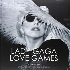 LADY Gaga = LOVE Games = 4 DVD & Book SPECIAL EDITION = non Music