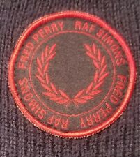 Raf Simons X Fred Perry One size beanie