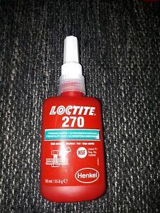 Loctite 270 50ML HENKEL SCHRAUBEN SICHERUNG MHD 06/23