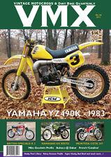 VMX Vintage MX & Dirt Bike AHRMA Magazine - Issue #46