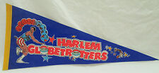 Vintage HARLEM GLOBETROTTERS Basketball Flag Felt Pennant