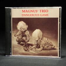 Magnus Trio - Dangerous Game - music cd album