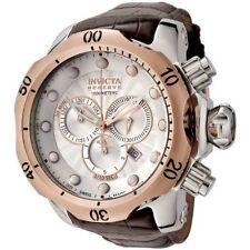 Invicta Venom 0359 Men Wrist Watch - Brown