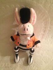 "HTF Gund 15"" Olivia The Pig Saves The Circus Plush Stuffed Ring Master"