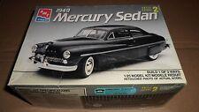AMT 1949 Mercury Sedan Club Coupe Model Kit 6815 Build 1 of 3 Ways