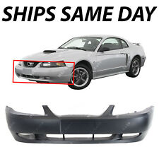NEW Primered - Front Bumper Cover Fascia for 1999-2004 Ford Mustang GT 99-04