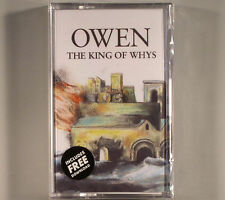 Owen - The King Of Whys CASSETTE TAPE - Sealed - New Copy - Mike Kinsella