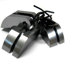 T10082 1/8 Escala Nitro Motor 3 Zapato de aleación de aluminio embrague con la primavera de titanio