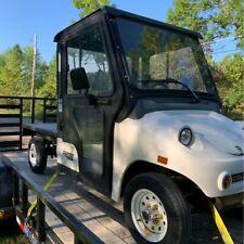 2020 Columbia Utilitruck electric golf cart par car