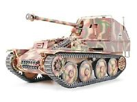 TAMIYA 1/35 German Tank Destroyer Marder III M Model Kit NEW from Japan