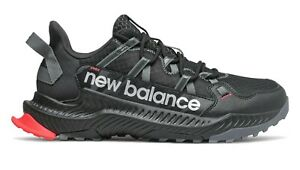 NEW BALANCE Shando Ruju Scarpe Trail Running Uomo BLACK RED MTSHARK