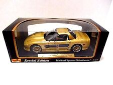 2003 Maisto 'Dick Guldstrand Signature Edition 2003 Chevrolet Corvette' Die-Cast
