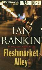 Inspector Rebus Novels: Fleshmarket Alley by Ian Rankin (Cassette, Unabridged)