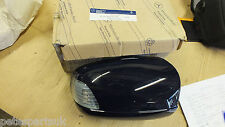 New Mercedes E Class W210 O/S R/H  Mirror casing A2108100264 Midnight Blue M42