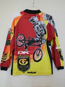 USA BMX Gold Cup Regional Champion 2017 Fleece Track Cycling Jacket Men's Size S