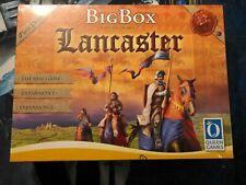"Lancaster Big Box ""First Print Run"" by Queen Games!"