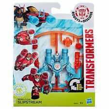 Transformers Robots In Disguise Mini-Con Weaponizers - Slipstream Figure *NEW*