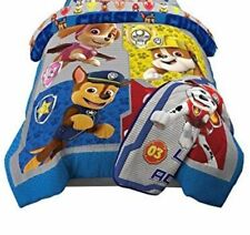 Nickelodeon PAW PATROL Child's Reversible Twin Bed Comforter