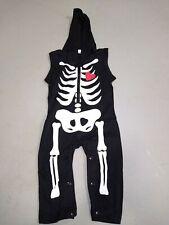 Baby Boy's Skeleton Halloween Costume by Paddy Field