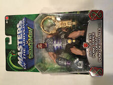 MASTERS OF THE UNIVERSE Battle Fist 200x Snake Men MOTU He-Man FS Same Day