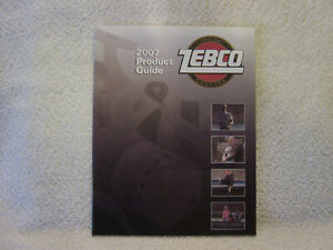 ZEBCO FISHING REELS 2007 catalog