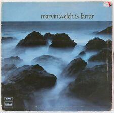 Marvin, Welch & Farrar  Marvin, Welch & Farrar Vinyl Record