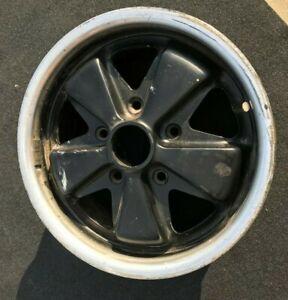 Porsche 911 FUCHS Wheel 6x15 90136101206 felgen 901 Fuchsfelgen 1968 10.68