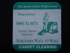 NORTHERN WALL TO WALL CARPET CLEANING MIDGE JOHNSON 086 324671 COASTER