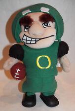 University Oregon Ducks Football Player Plush Walks Music Plays We Will Rock You