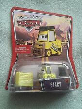 Disney Pixar World of Cars Movie Stacy #25 Leakless Pitty Die Cast Toy Car