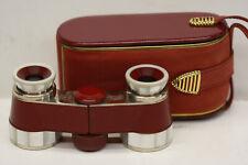 ZEISS...  GERMAN OPERA GLASSES   binoculars CRYSTAL CLEAR