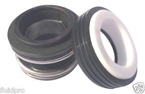 """Mechanical seal 3/4"""" 19mm Ø (EPDM) for ITT Marlow Argonaut Hayward Sta-Rite pump"""