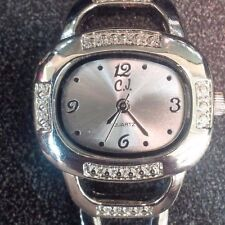 Nice Claudia Jublot diamond cut style ladies quartz watch