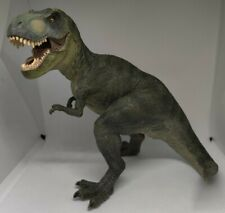 Rare Green 2005 Papo Tyrannosaurus Rex Dinosaur T Rex Figure Dino Replica Toy